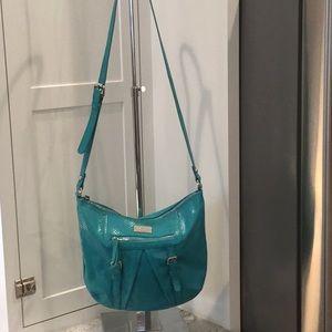 Gorgeous Teal Shoulder Bag